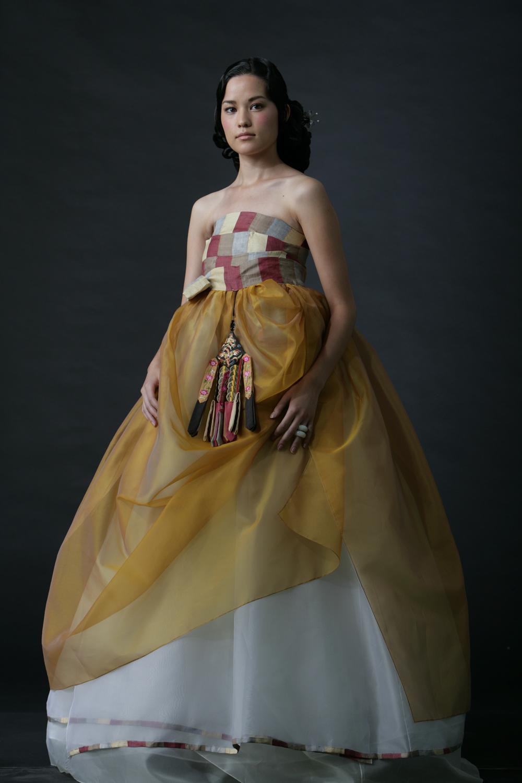 Hanbok dress kim mehee wordpress